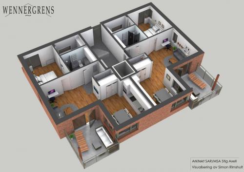 hus3 plan2 perspektiv