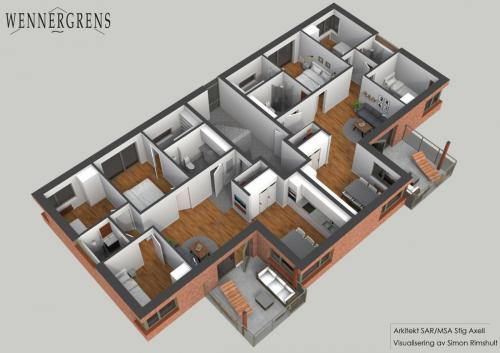 hus5 plan2 perspektiv